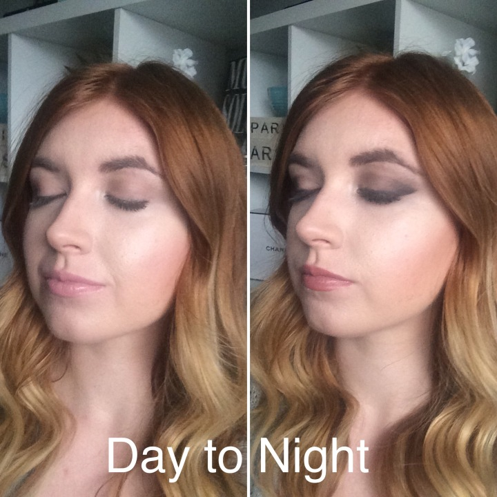 Day to Night time MakeupLook