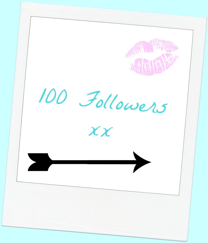 100 Following Bloggers!!