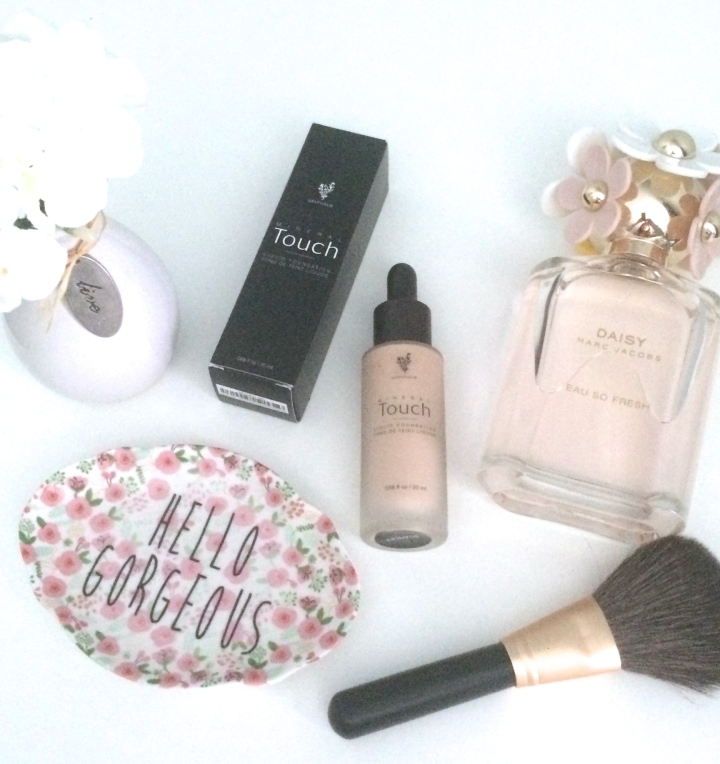 Touch Liquid FoundationReview