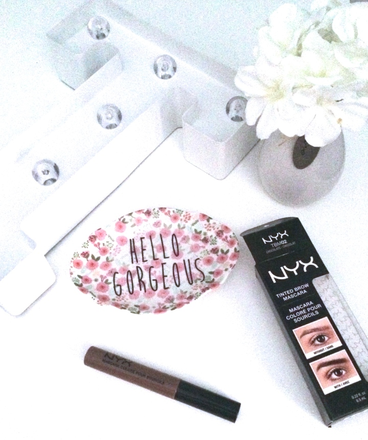 NYX Brow Tint -Review