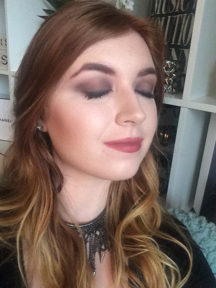 90s Inspired MakeupLook