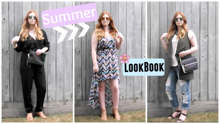 Back to School/Summer LookBook