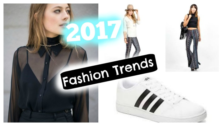 Let's Talk 2017 Fashion Trends…