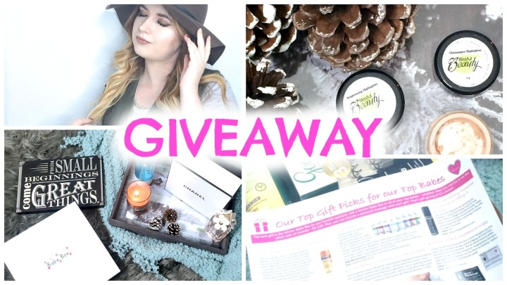 GIVEAWAY!! Unboxing Babe Box! MyThoughts…