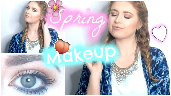 Spring/Summer Makeup Look