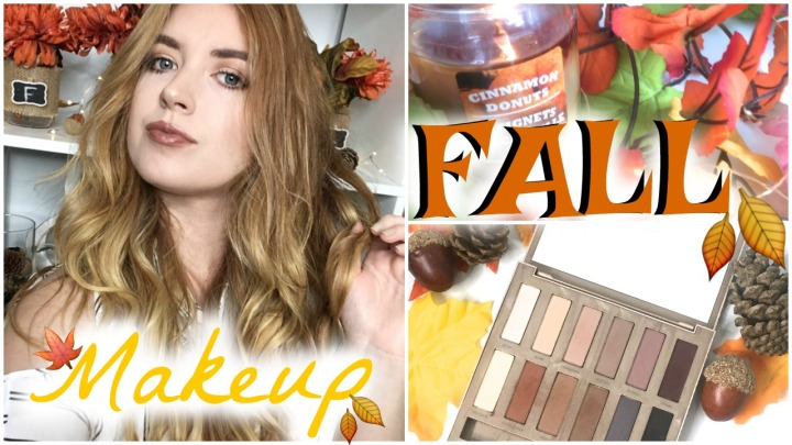 Fall Go To Makeup Look