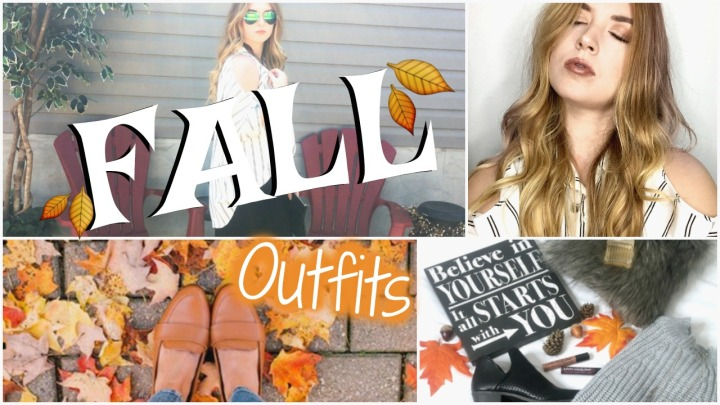 Fall Outfits of the week!