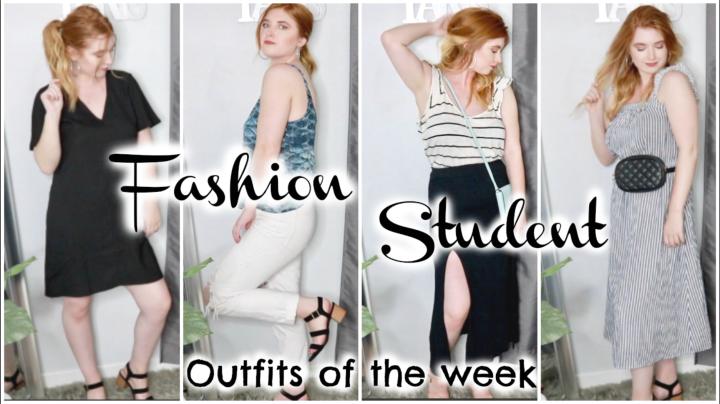 Fashion Student OOTW|TaylorTalksxo