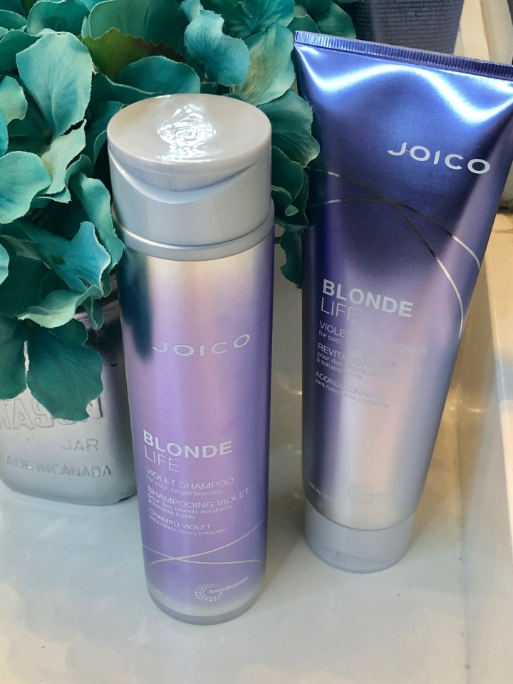 JOICO Blonde Life||Hair LineReview||