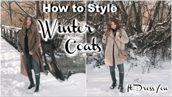 Winter Style||How to Style Jackets for the Holidays || TaylorTalks