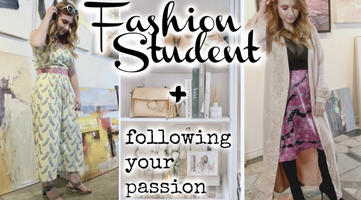 What it was like being a Fashion Student| TaylorTalks