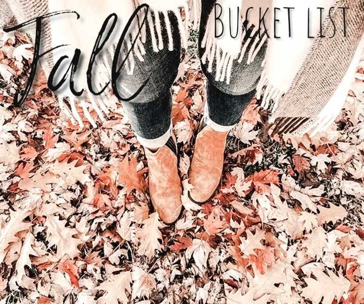 Things to do before Fall is over…