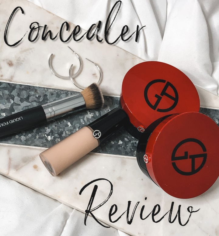 Armani Luminous Silk Concealer| Review Time