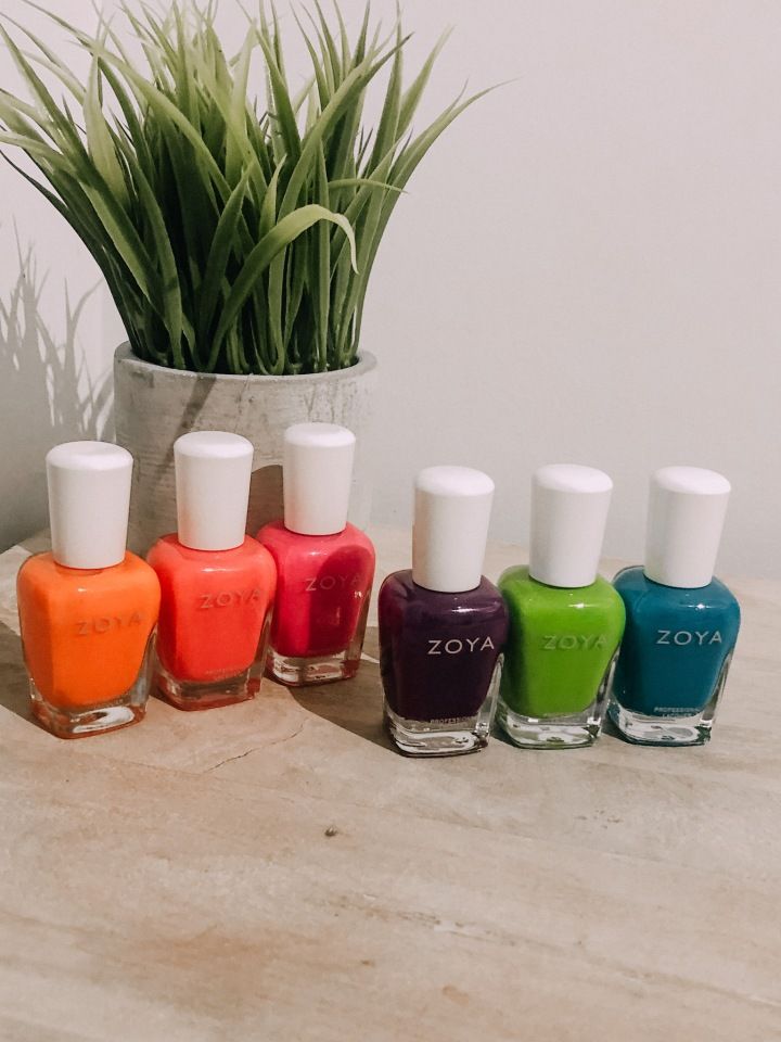 New Nail Colours for Summer 2021| ZoyaReview